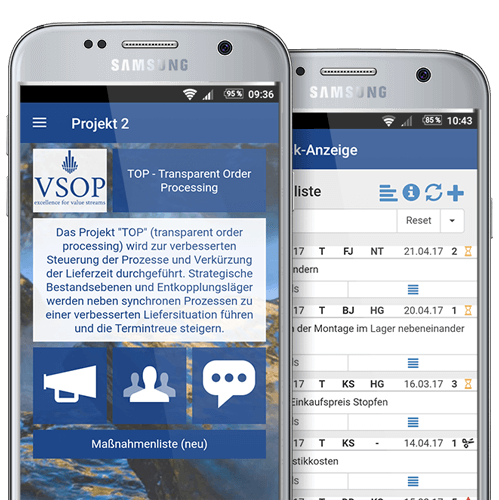 vsop app screenshot