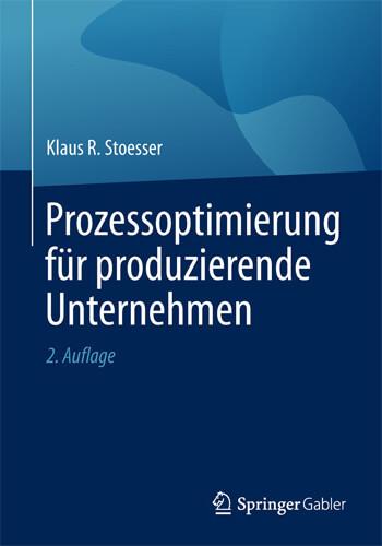 Buch Prozessoptimierung für produzierende Unternehmen