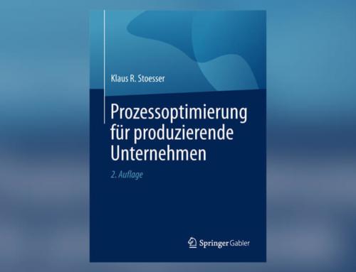 2. Auflage: Prozessoptimierung für produzierende Unternehmen